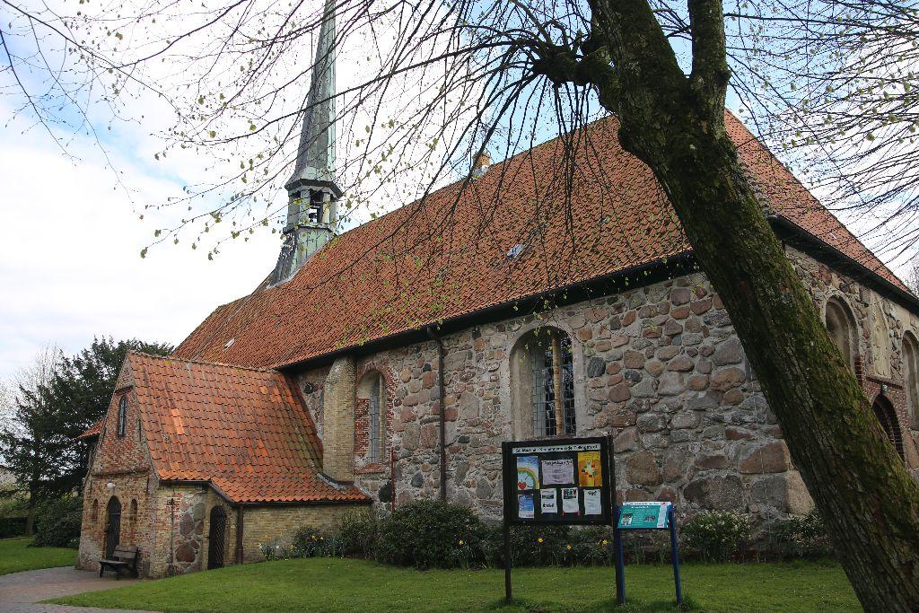 St.-Martin-Kirche Tellingstedt