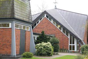 Friedenskirche Wrohm