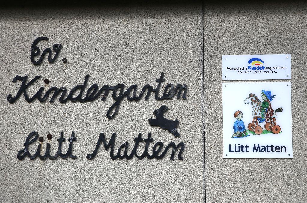 Kita Lütt-Matten Tellingstedt