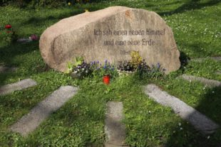 Friedhof Tellingstedt